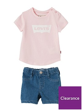 levis-baby-girls-t-shirt-amp-short-outfit