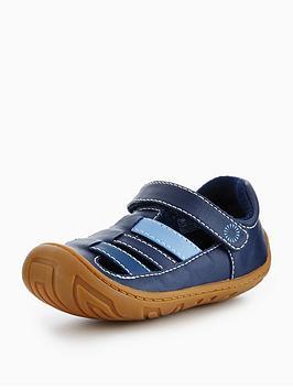 ugg-boysnbspsantorenbspslip-on-shoe-blue