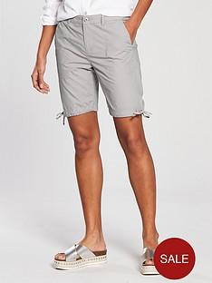 v-by-very-longer-length-poplin-short-grey