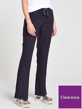 v-by-very-short-linen-mix-trousernbsp--navy