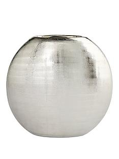 ideal-home-large-silver-scratch-vase