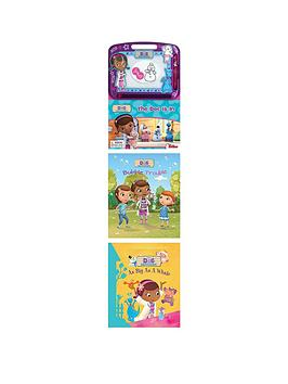 doc-mcstuffins-3-book-bundle-learning-series-amp-as-big-as-a-whale-amp-bubble-trouble-story