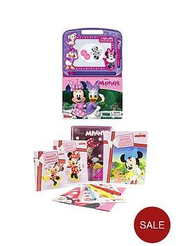 disney-disney-minnie-mouse-2-book-bundle-learning-series-happy-tin