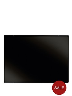 beko-s100k-splashback-75-x-100cm-black