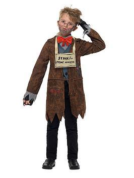 David Walliams David Walliams Deluxe Mr Stink Costume Picture
