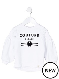 river-island-mini-girls-white-039couture039-print-sweatshirt