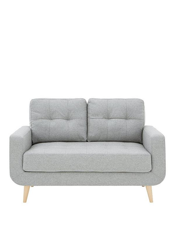 Skandi 2 Seater Fabric Sofa