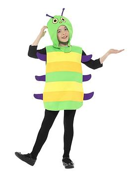 Very Child Caterpillar Costume Picture