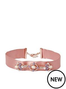 river-island-pink-embellished-choker