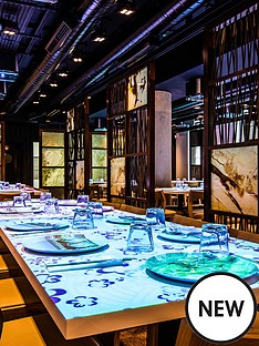 virgin-experience-days-sushi-and-sake-masterclass-for-two-at-inamo-londonnbspcovent-garden