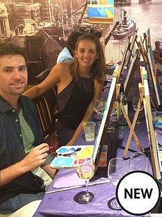 virgin-experience-days-drink-and-create-with-popup-painting-in-a-choice-of-london-or-birmingham-locations
