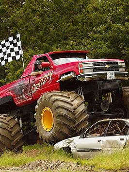 virgin-experience-days-big-toys-monster-truck-experience-innbspeast-grinsteadnbspsussex