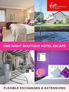 Virgin Experience Days Virgin Experience Days One Night Boutique Hotel  ... Picture