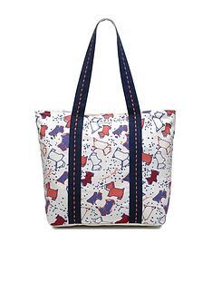 radley-speckle-dog-large-zip-tote-bag