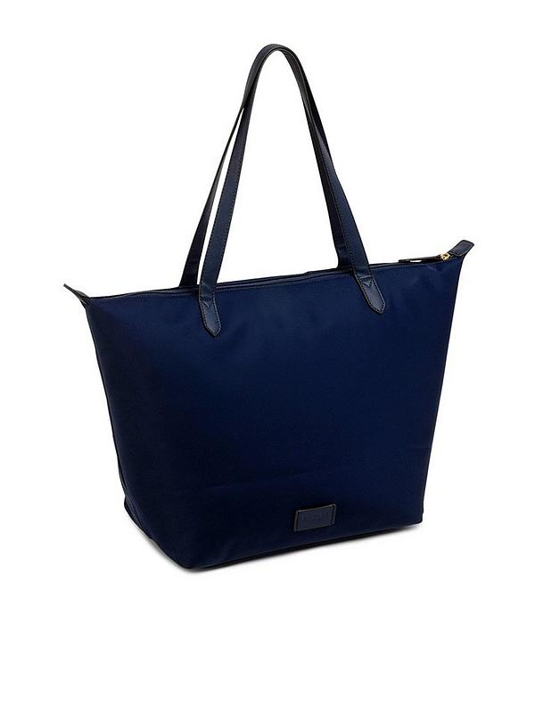 Essentials Large Zip Top Tote Bag