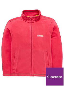 regatta-girls-king-11-fleece-fz-top