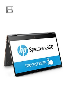 hp-spectre-x360nbsp15-bl100nanbspintelreg-coretradenbsp17-8gb-ram-512gbnbspssd-156-inch-ultra-hd-2-in-1-laptop-with-nvidianbspmx150nbspgraphics-and-optional-ms-office-365-home
