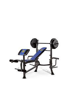 marcy-starter-bench-with-36kgnbspweight-set