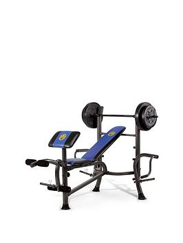marcy-starter-bench-with-36kgnbspweight-set