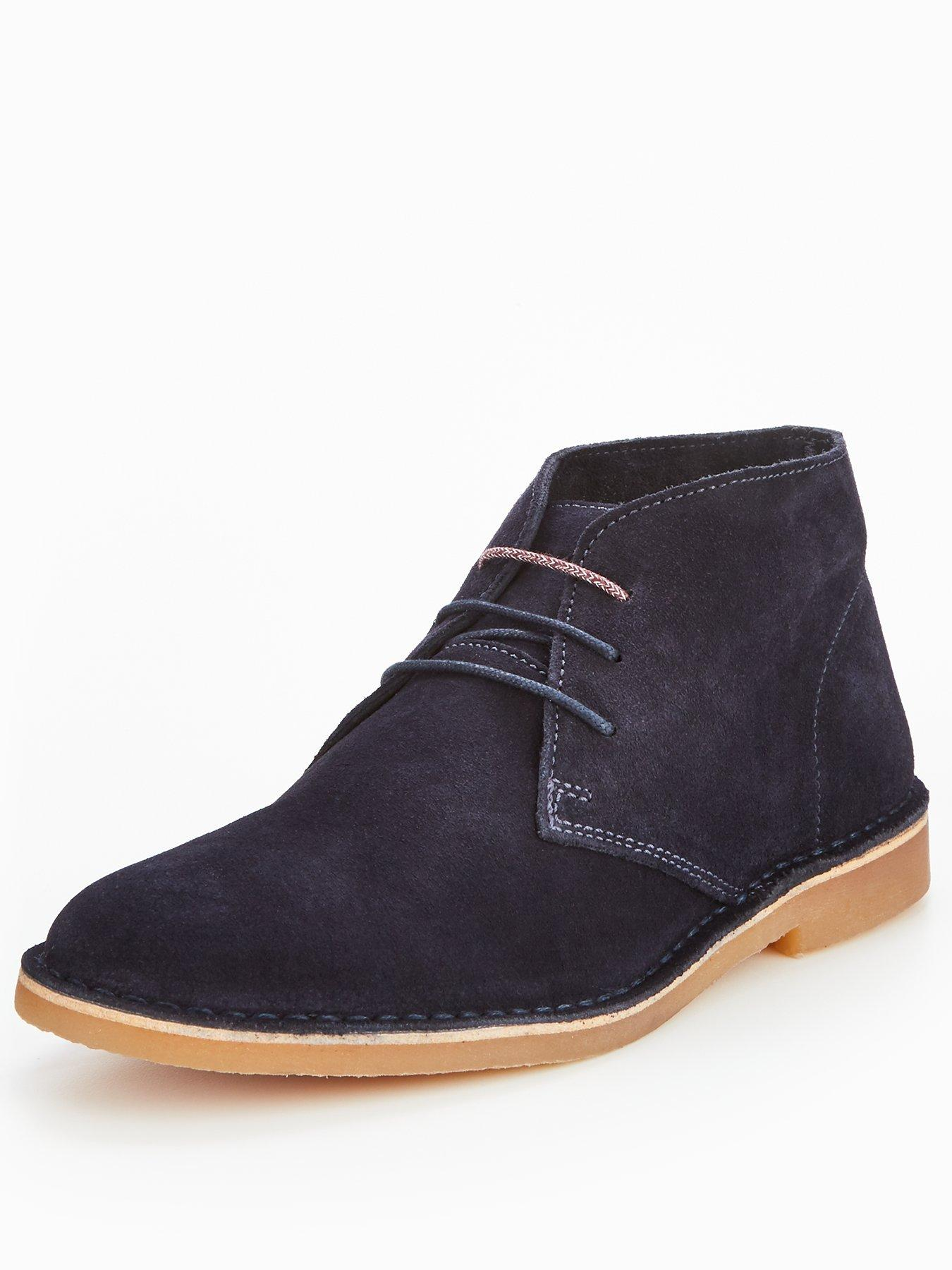 Selected Homme Royce Light Suede Boot