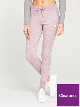 nike-sportswear-tight-fleece-pant-pink