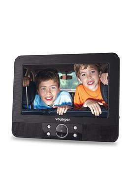 nextbase-voyager-9-inch-single-screen-in-car-dvd-player