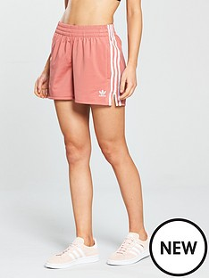 adidas-originals-adicolor-3-stripe-short-light-pinknbsp