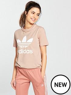 adidas-originals-adicolor-trefoil-tee-pearl