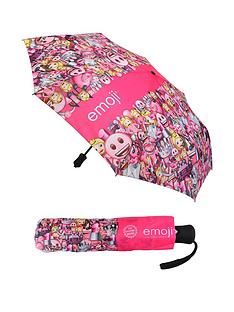 emoji-compact-pink-umbrella-all-over-emoji-pattern