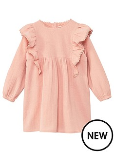 mango-baby-girls-frill-cotton-dress