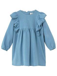 mango-baby-girls-frill-cotton-dress