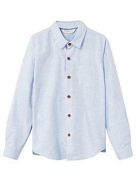 mango-boys-chambray-shirt