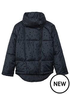 mango-girls-star-print-padded-jacket
