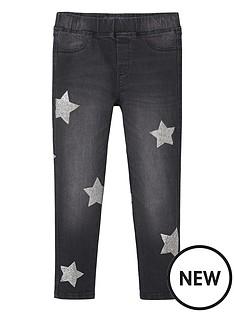 mango-girls-glitter-star-jeggings
