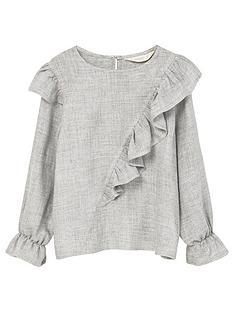 mango-girls-decorative-ruffle-blouse