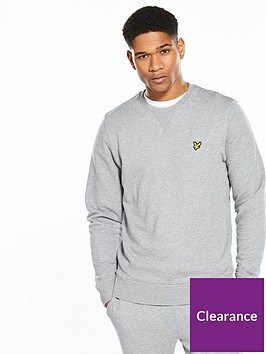 lyle-scott-sport-crew-neck-sweatshirt