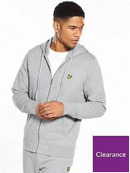 lyle-scott-lyle-amp-scott-zip-through-hoodie