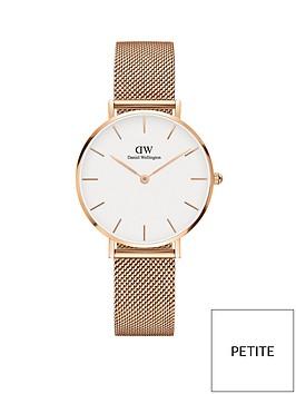 daniel-wellington-daniel-wellington-petite-melrose-rose-gold-white-face-32mm-case-rose-gold-mesh-strap-ladies-watch