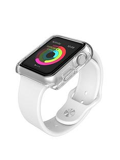 speck-apple-watch-42mm-series-1-candyshell-fit-clear