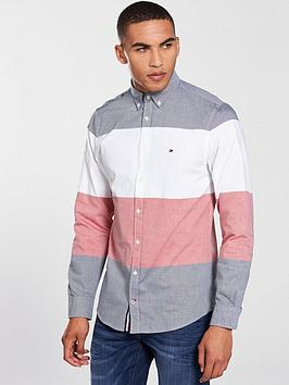 tommy-hilfiger-tommy-hilfiger-block-colour-long-sleeve-shirt