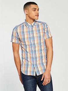 wrangler-button-down-short-sleeved-shirt