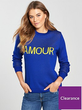 v-by-very-amour-slogan-jumper