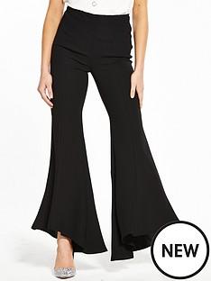 v-by-very-flared-hem-trouser