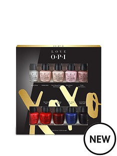 opi-opi-christmas-xoxo-10pc-mini-nail-varnish-gift-set