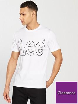 lee-jeans-logo-t-shirt