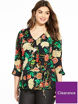 v-by-very-curve-ruffle-wrap-printed-top-floral-print