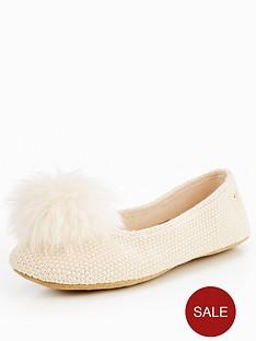 ugg-andi-ballet-slipper-ndash-cream