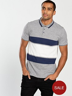 v-by-very-contrast-block-stripe-polo