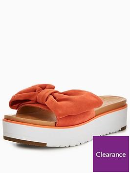 ugg-joan-bow-flat-sandal