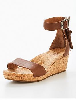 ugg-zoenbsplow-wedge-sandals-chestnutnbsp